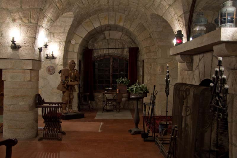 Singer Castle Interior